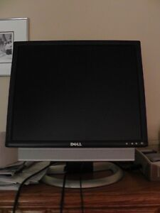 Dell monitor with attached speaker model 1905 FP Cornwall Ontario image 3