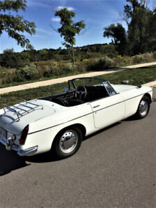 1966 MGB For Sale!!  Spring is here!