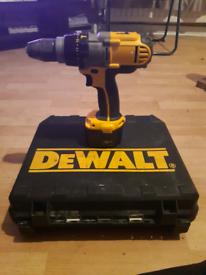 Dewalt 12v Cordless Hammer Drill
