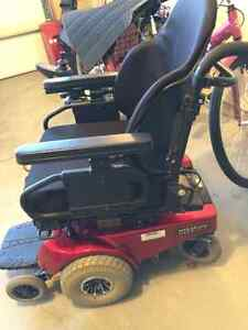 PRIDE POWER WHEELCHAIR MINT CONDITION London Ontario image 3