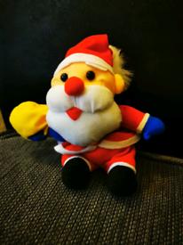 Tiny santa Teddy