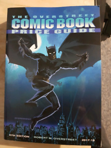Comic book price guide 2017/18 (Overstreet)