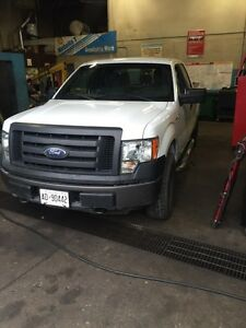2011 Ford F-150 EXT Cab 4x4