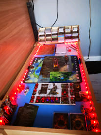 Boardgame coffee table