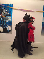 Voted Best Company for Superhero, Princess, Cartoon Characters