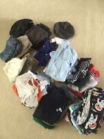 Baby Boy's clothes 6-18 months