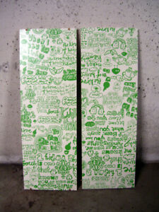 Ikea Billy Shelves x 2