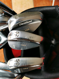 Golf clubs - Cleveland rtx 2.0 wedges