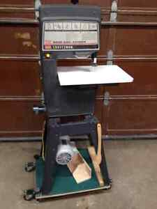 "12"" Sears Bandsaw with upgrades"