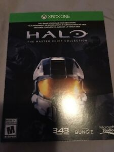halo master chief code for trade  Peterborough Peterborough Area image 1