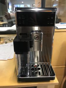 Machine à espresso Saeco