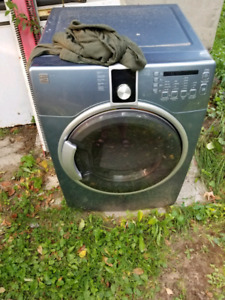 Kenmore washer dryer freezer