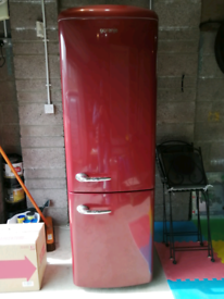 Gorenje Smeg-style Retro American Fridge-freezer