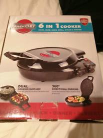 Flavorchef 6 in 1 cooker £100 ono