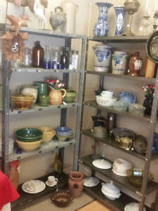 ANTIQUES ON THE RIDGE- Final Inventory Clearance Sale
