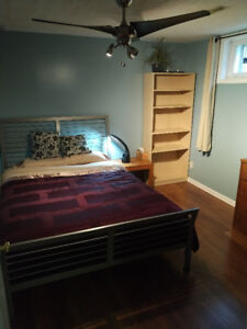 Price Reduced!!! Furnished Basement Suite- Student rates too!!!