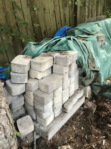 100s of Interlock Bricks and Screening Available- Best Offer
