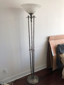 Standing Lamp (w/ Dimmer)