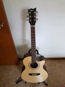 Xtone electric acoustic guitar
