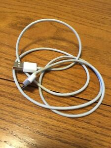 Apple 30 pin to usb cable for iphone4, older iPad, olderipod