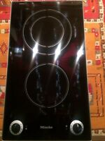 Brand new miele induction cook top