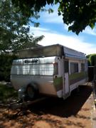 Viscount pop top caravan Nicholls Gungahlin Area Preview