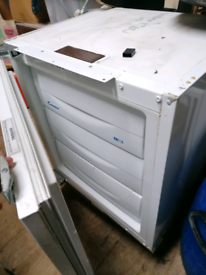 Undercounter freezer. Delivery available. Integrated