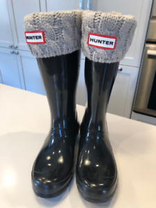 Bottes Hunter - fille - 3gr - 70$