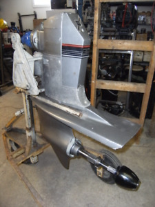 VOLVO PENTA DUO PROP GEARCASE ASSEMBLY