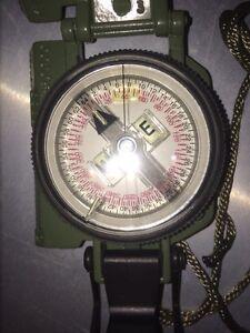 Cammenga Tritium Lensatic US MILTARY Compass Kingston Kingston Area image 3