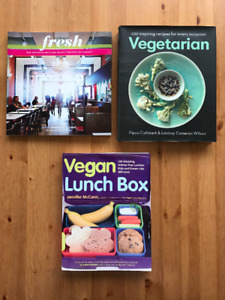 veg cookbooks
