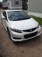 2013 Honda Civic Si HFP Coupe (2 door)