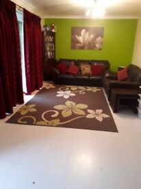 Furnished 3 double bedroom in well presented house in CB1
