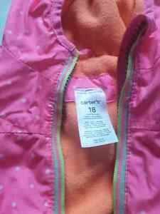 Girls Carters coats 2 available  (12 and 18 mnts) Kitchener / Waterloo Kitchener Area image 2