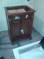 'new ' bathroom vanity