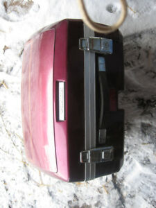 hondaline trunk and side bags from 1100 goldwing will fit others