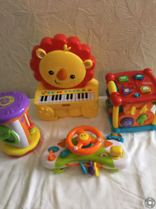 Baby toys in awesome condition