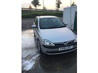 Vauxhall Corsa SXI 1.2 16v for sale