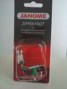 Janome Adjustable Zipper Foot...BNIB Wyong Wyong Area Preview