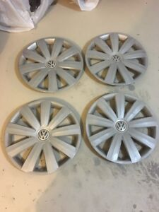 Enjoliveurs 16 pouces VW - VW 16 inch wheel covers