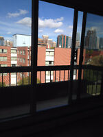 Nice 2 bedroom suite, city views, newly renovated, $500 DD, Nov1