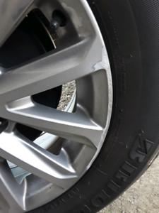Mitsubishi MQ Triton GLS Wheels Alloys Mags
