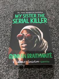 My Sister The Serial Killer Book by Oyinkan Braithwaite