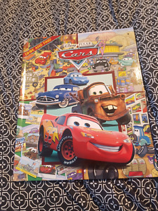 Cars look and find book