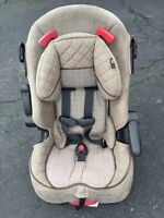 Front facing Eddie Bauer car seat