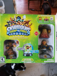 Nintendo ds skylander game