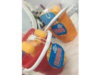 8pc beach bucket set
