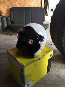 BRP motorcycle helmet