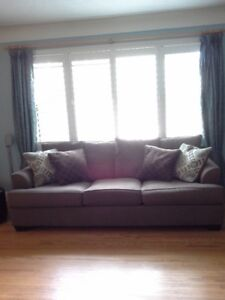 2 year old sofa, v. good condition