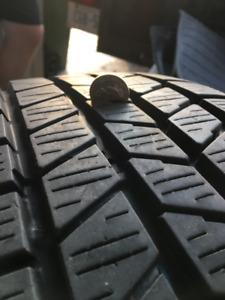 Audi Q7 Winter Tires